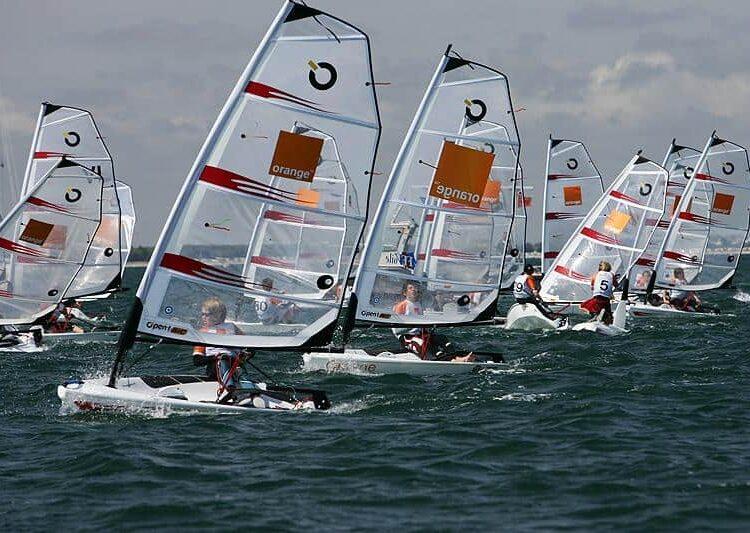 O'pen skiff a Rimini