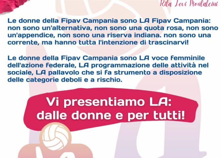 Fipav Campania, LA domne